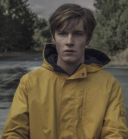 TV Series Dark Jonas Kahnwald Yellow Hoddie Coat