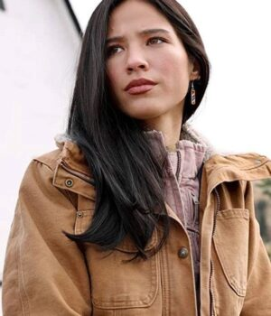 Yellowstone Monica Dutton Cotton Jacket