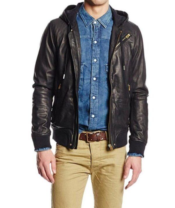 Terminator Genisys Kyle Reese Black Jacket