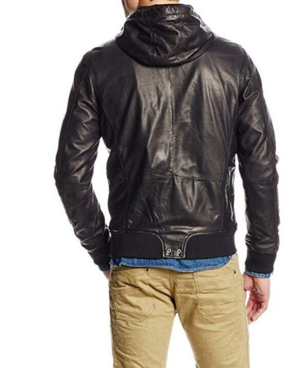 Terminator Genisys Kyle Reese Leather Jacket