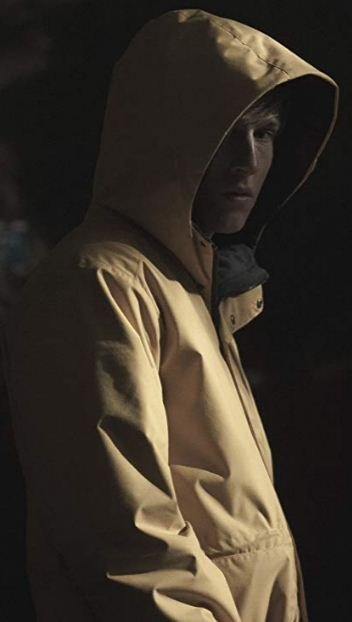 TV Series Dark Yellow Hoodie Coat