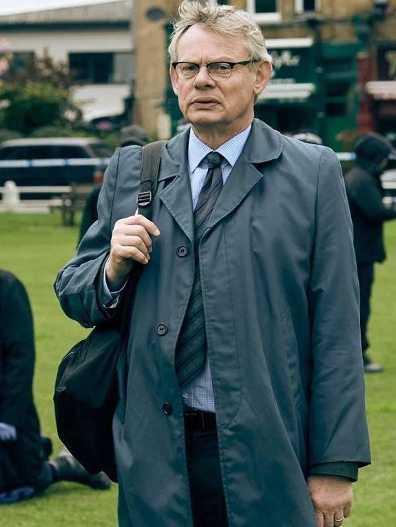 DCI Colin Sutton Manhunt Blue Coat