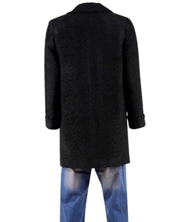 Stranger Things 3 Millie Bobby Brown Wool Coat