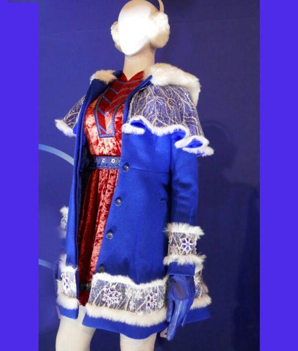 Anna Kendrick Noelle Wool Coat