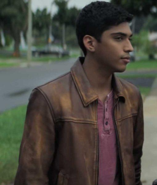 Ramon Morales Brown Jacket