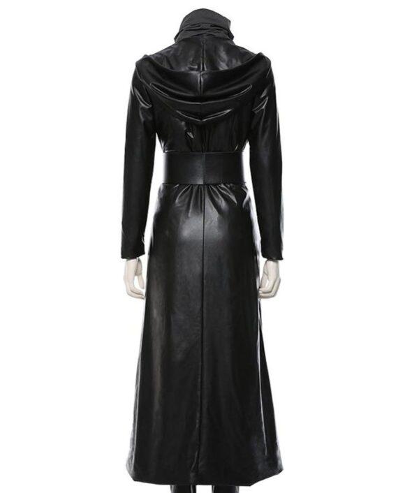 Watchmen Regina King Black Coat