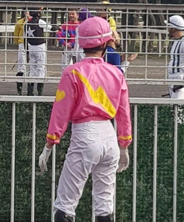 Charlie's Angels Sabina Wilson Pink Jacket