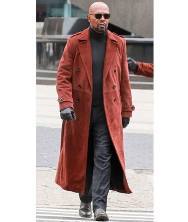 Shaft Samuel L. Jackson Trench Coat