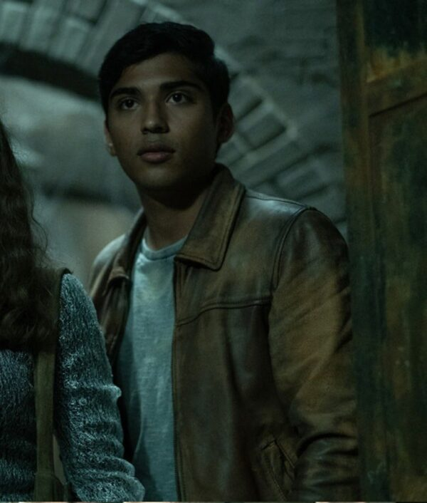 Michael Garza Scary Stories To Tell in the Dark Jacket