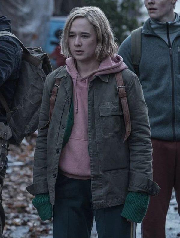 The Rain Simone Anderson Cotton Jacket
