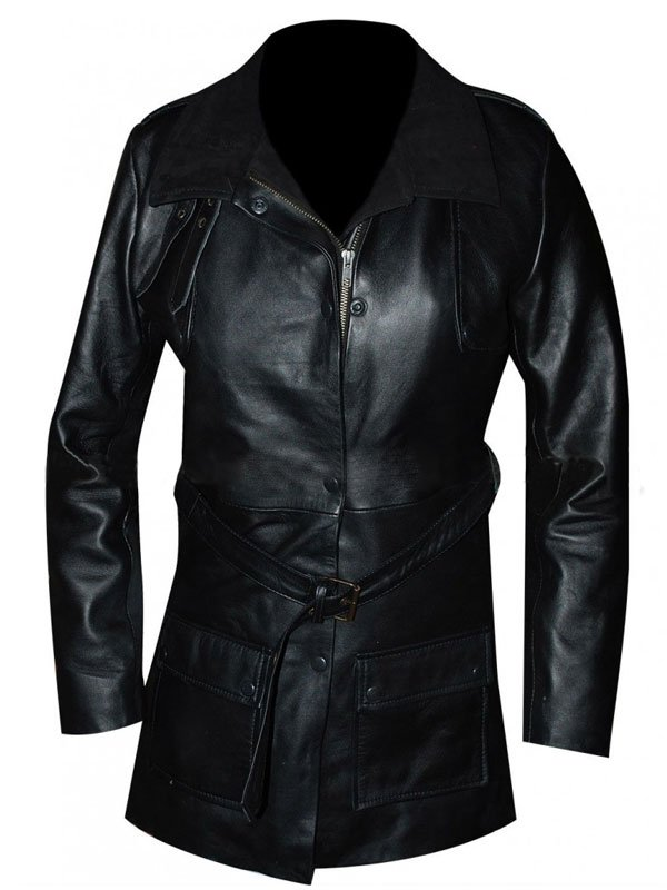 TV Series Chicago PD Sophia Bush Black Coat