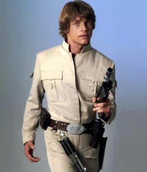 Mark Hamill Star Wars Bespin Jacket