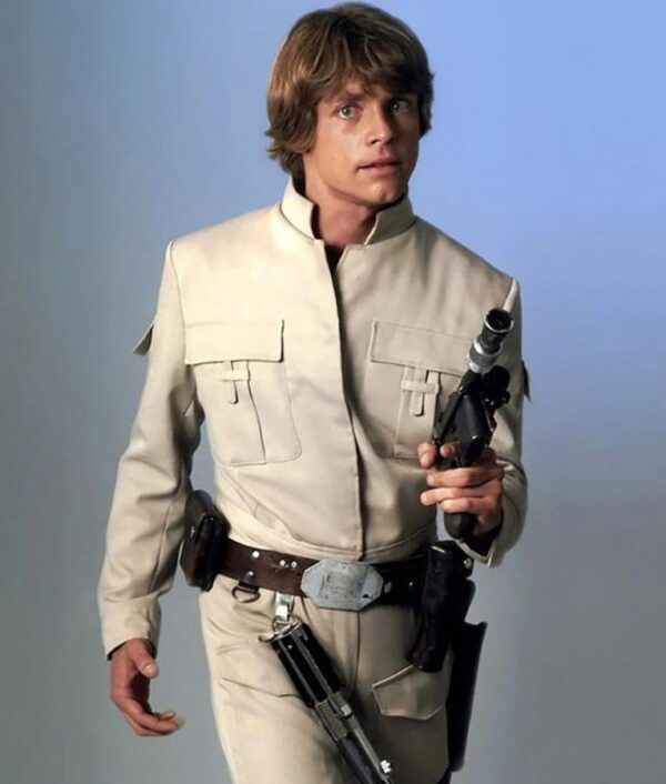 Mark Hamill Star Wars Bespin Jacket