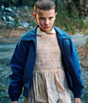 Stranger Things Eleven Cotton Jacket