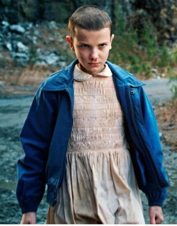 Stranger Things Eleven Cotton Jacket