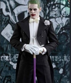 The Joker Suicide Squad Black Blazer
