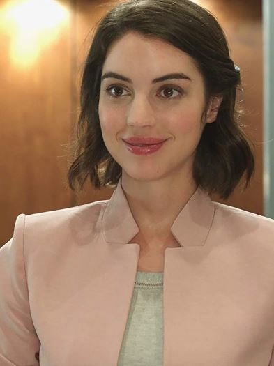TV Series Once Upon a Time Adelaide Kane Cotton Pink Jacket