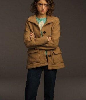 TV Series Stranger Things 3 Natalia Dyer Jacket