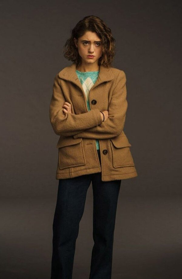 TV Series Stranger Things 3 Natalia Dyer Jacket