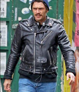 The Deuce Black Biker Jacket