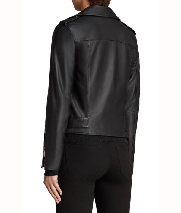 TV Series The Perfectionist Sydney Park Biker Jacket