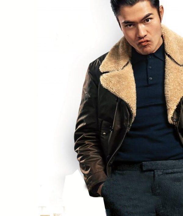 Dry Eye The Gentlemen Brown Jacket