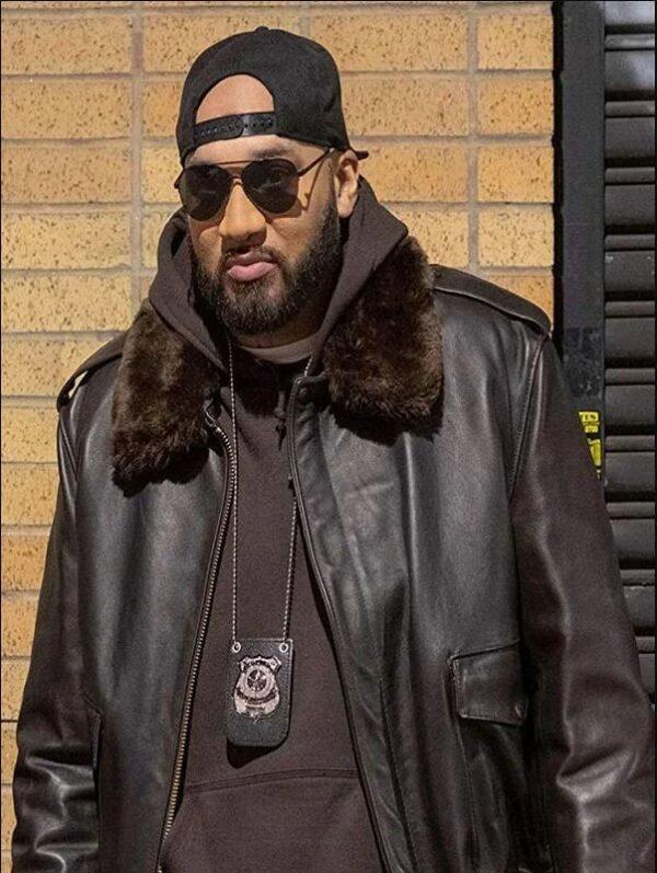 Desus & Mero The Kid Mero Brown Jacket