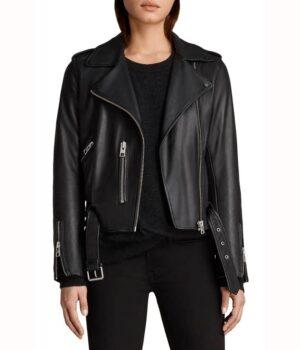 The Perfectionist Sydney Park Black Jacket