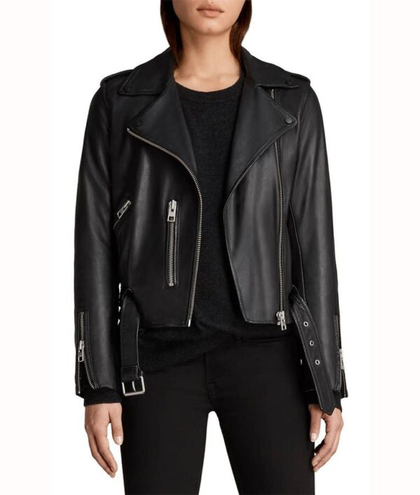 The Perfectionist Sydney Park Black Jacket