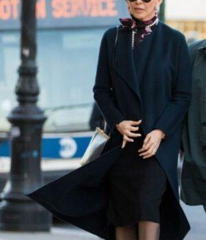 Maniac Trudie Styler Blue Coat