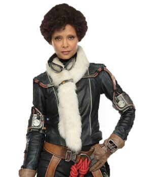 Solo A Star Wars Story Val Black Jacket