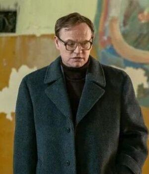 Chernobyl Valery Legasov Black Coat