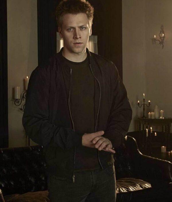 TV Series Cloak & Dagger Liam Walsh Black Jacket