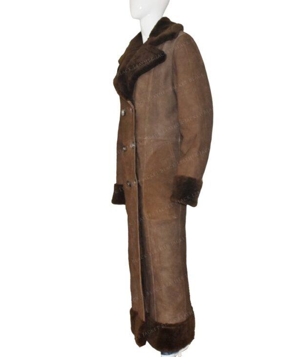 In The Dark Murphy Mason Coat Left
