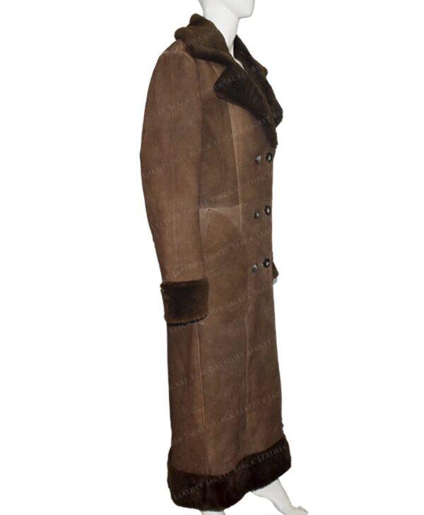 In The Dark Murphy Mason Coat Right
