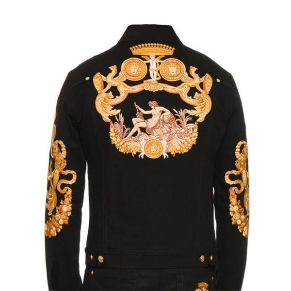Will Smith Cotton Black Jacket