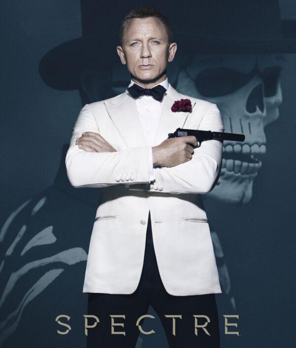James Bond Spectre Dinner Ivory Tuxedo Sui