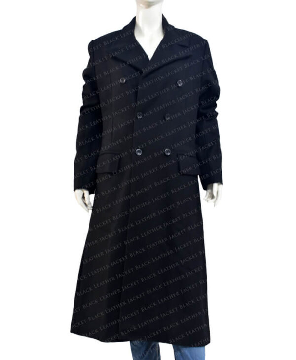 Doctor Who Season 12 The Doctor Long Coat