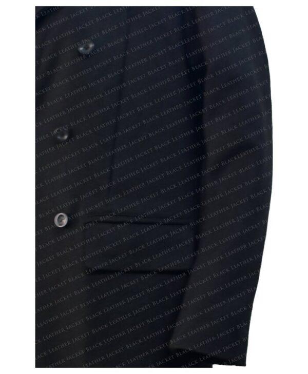 Doctor Who Season 12 The Doctor Long Coat Side pocket