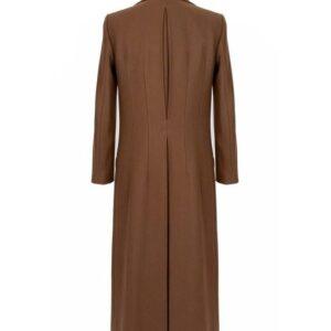 Doctor Who David Tennant Brown Long Coat