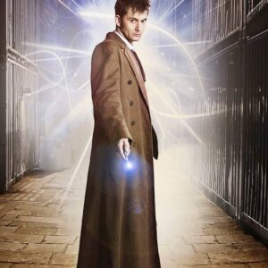 Doctor WhoDavid Tennant Long Coat