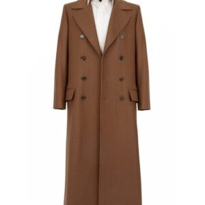 Doctor Who David Tennant Long Trench Coat