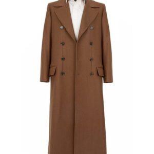 Doctor Who David Tennant Long Trench Coat