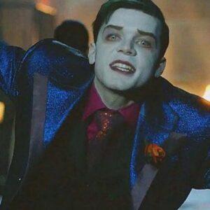 Cameron Monaghan Blue Tuxedo Suit