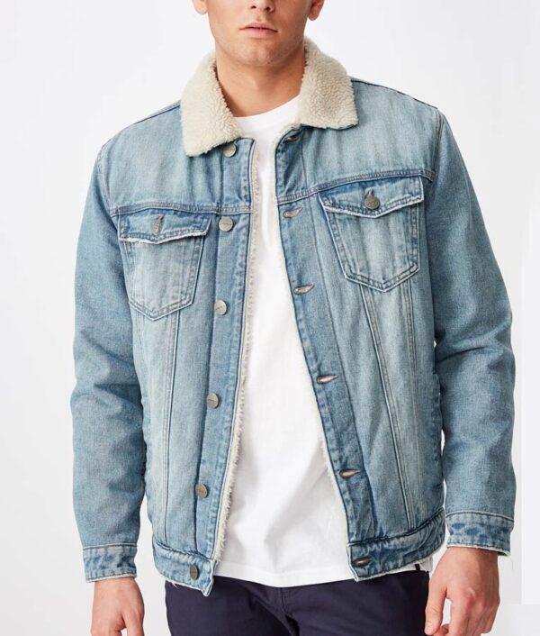Joshua Bassett Denim Jacket