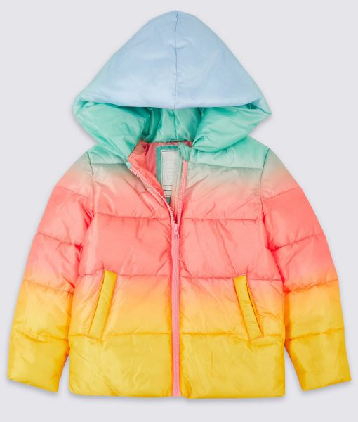No Time To Die Léa Seydoux Parachute Hooded Jacket