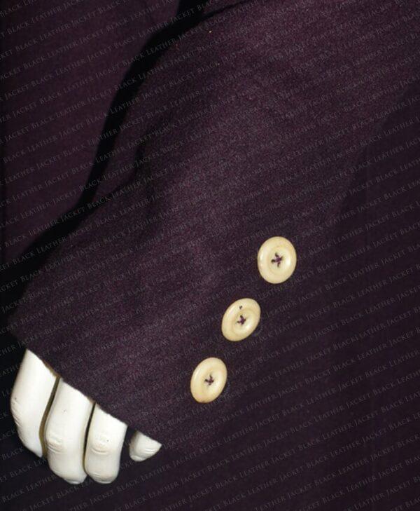 Poldark Ross Poldark Trench Coat buttons