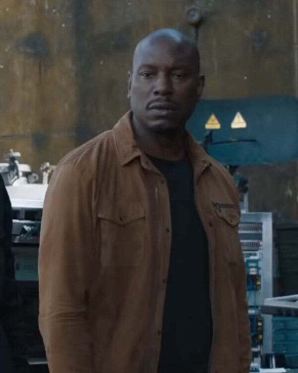 Tyrese Gibson Brown Jacket