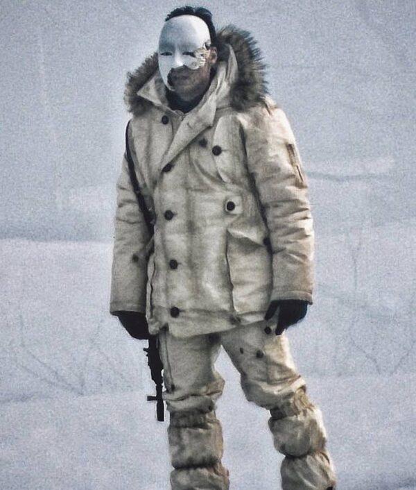 Rami Malek No Time To Die White Coat