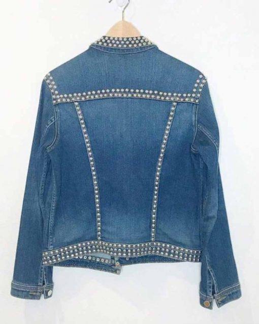 Amanda Zhou Studded Jacket